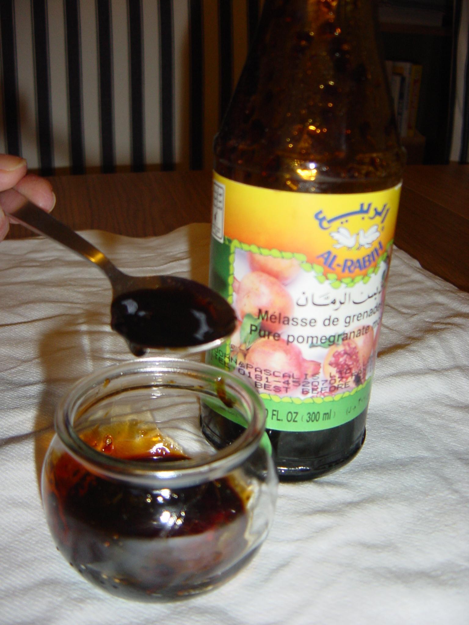 Pomegranate Molasses Recipe — Dishmaps