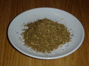 Dried Zatar